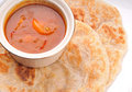 Roti canai Royalty Free Stock Photography