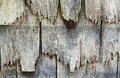 Rotted wood siding Royalty Free Stock Photo