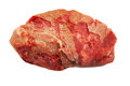 Rotten meat a picture of a piece of Royalty Free Stock Image