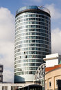 The Rotunda Birmingham Bull Ring Royalty Free Stock Photo