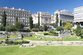 Roue Henri Barbusse, Marseille Royalty Free Stock Photo
