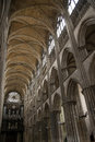Rouen cathedral Stock Photos
