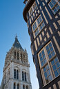 Rouen - France Royalty Free Stock Images