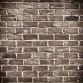 Rough brick wall Royalty Free Stock Photos