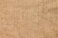 Rough brown jute background texture Royalty Free Stock Images