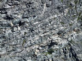 Rough rock surface texture Stock Photo