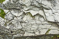 Rough stone surface on the hills of chukotka Stock Photography