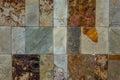 Rough stone wall texture Royalty Free Stock Photo