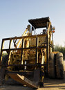 Rough Terrain Forklifts Royalty Free Stock Image