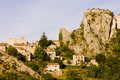 Rougon Royalty Free Stock Photo