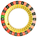 Roulette 02 Royalty Free Stock Photo