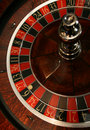 Roulette in the casino Royalty Free Stock Photo