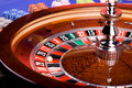 Roulette in casino Royalty Free Stock Photography