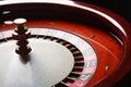 Roulette in casino series studio shot Stock Image