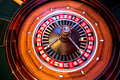 Roulette spinning Royalty Free Stock Photo