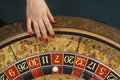 Roulette Wheel Royalty Free Stock Images
