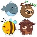 Round animals, part 9