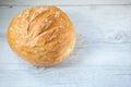 Round bread