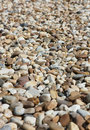 Round pebble stones Stock Photos