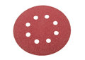 Round sandpaper Royalty Free Stock Photo