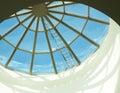 Round Skylight Royalty Free Stock Photo