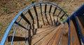 Round stairs Royalty Free Stock Photo
