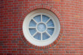 Round Window Royalty Free Stock Photo