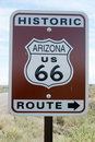 Route 66 Stock Image