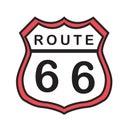 Route 66. Vector illustration decorative background design