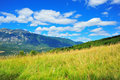 Roveto Valley Abruzzo Central  Italy - Apennines Royalty Free Stock Images