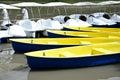 Rowboat Royalty Free Stock Photo