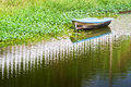 Rowing Boat Royalty Free Stock Photo