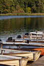Rowing Boats At The Schlachten...