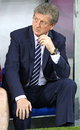 Roy Hodgson - England football team head coach Royalty Free Stock Images