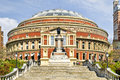 Royal Albert Hall Royalty Free Stock Photo