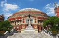 The Royal Albert Hall in London Royalty Free Stock Photo