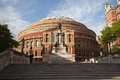 Royal albert hall at spring time Stock Photo