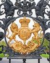 Royal Arms Royalty Free Stock Photo