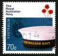 Royal Australian Navy Postage Stamp