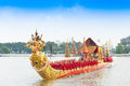 Royal Barge Procession  Royalty Free Stock Images