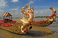 Royal barge thailand in bangkok Stock Image