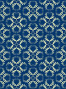 Royal blue wallpaper Stock Photo