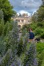 Royal Botanic Gardens winter, Sydney Australia