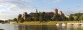 Royal castle krakow wawel in Royalty Free Stock Photos