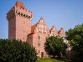 The Royal Castle in Poznan