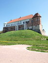 Royal castle, Sandomierz Poland Stock Photos