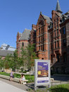 Royal Conservatory of Music, Toronto Stock Image