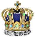 Královský koruna