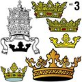 Royal Crowns vol.3 Stock Photo