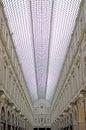 Royal Galeries of Saint Hubert Brussels Belgium Royalty Free Stock Photo